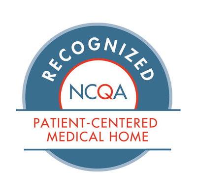 Recognized NCQA Badge